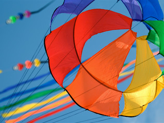 Drive in Kite Display this weekend