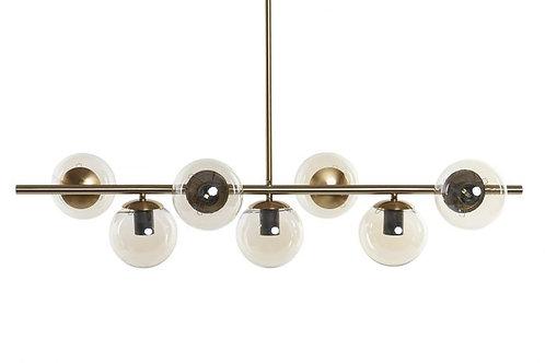 Lámpara de techo glam