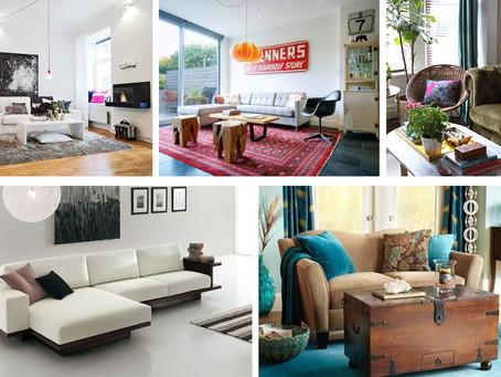 ¿Cómo decorar tu hogar y no morir en el intento?