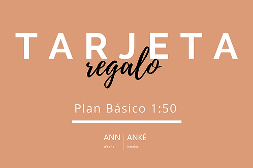 Regala Plan Básico 1:50