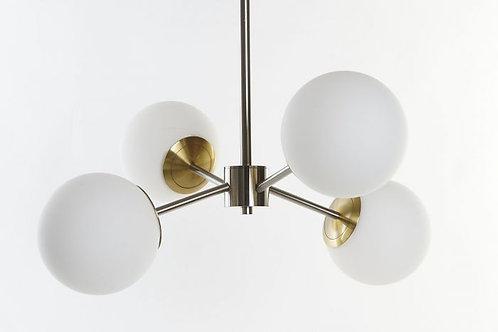Lámpara de techo 4 luces
