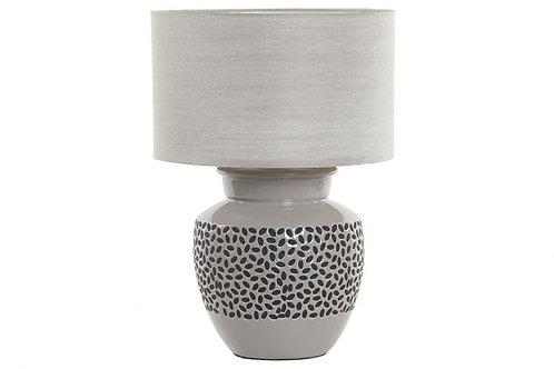 Lámpara de mesa Bili gris