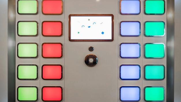 Automat at Google Cloud Space