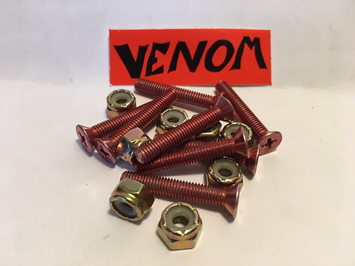 Venom Redhead Hardware 1.25 inch