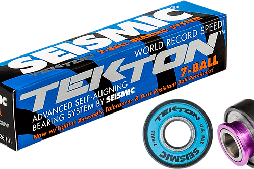 Seismic Tekton 7-ball Bearings