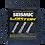Thumbnail: Seismic Lokton Griptape, 36-grit, 3-square pack