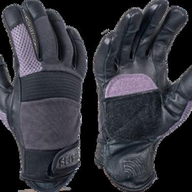 Seismic Freeride Gloves Purple