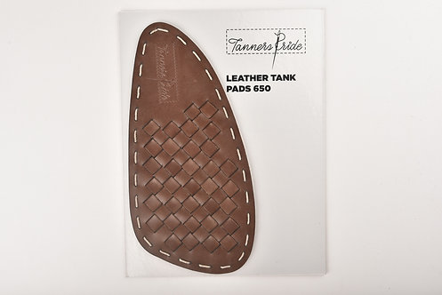 HAND WEAVE WITH HAND SIDE STITCH BROWN