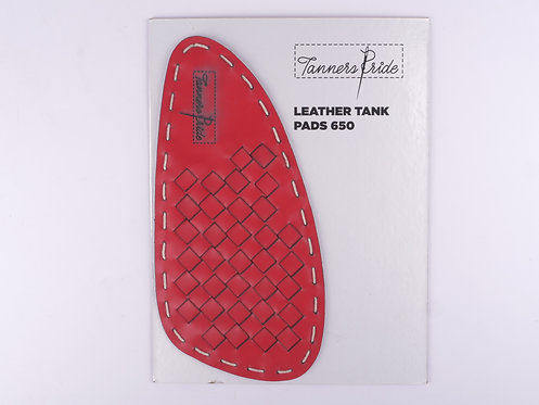 HAND WEAVE WITH HAND SIDE STICH RED