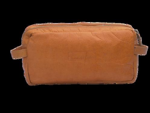 TOILETRY BAG (TAN)