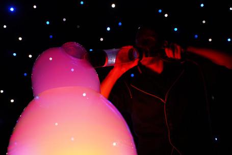 Sculptures de bulles