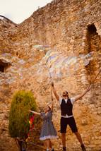 Spectacle bulles géantes