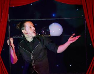 Le théâtre des bulles