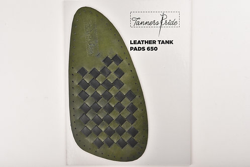 HAND WEAVE ARMY BLACK/GREEN COMBO