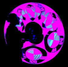 Led juggling