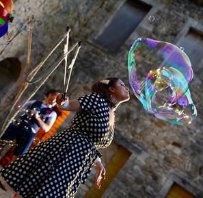 Petit bisous sur la bulle ?