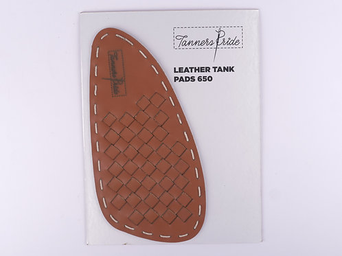 HAND WEAVE WITH HAND SIDE STICH TAN