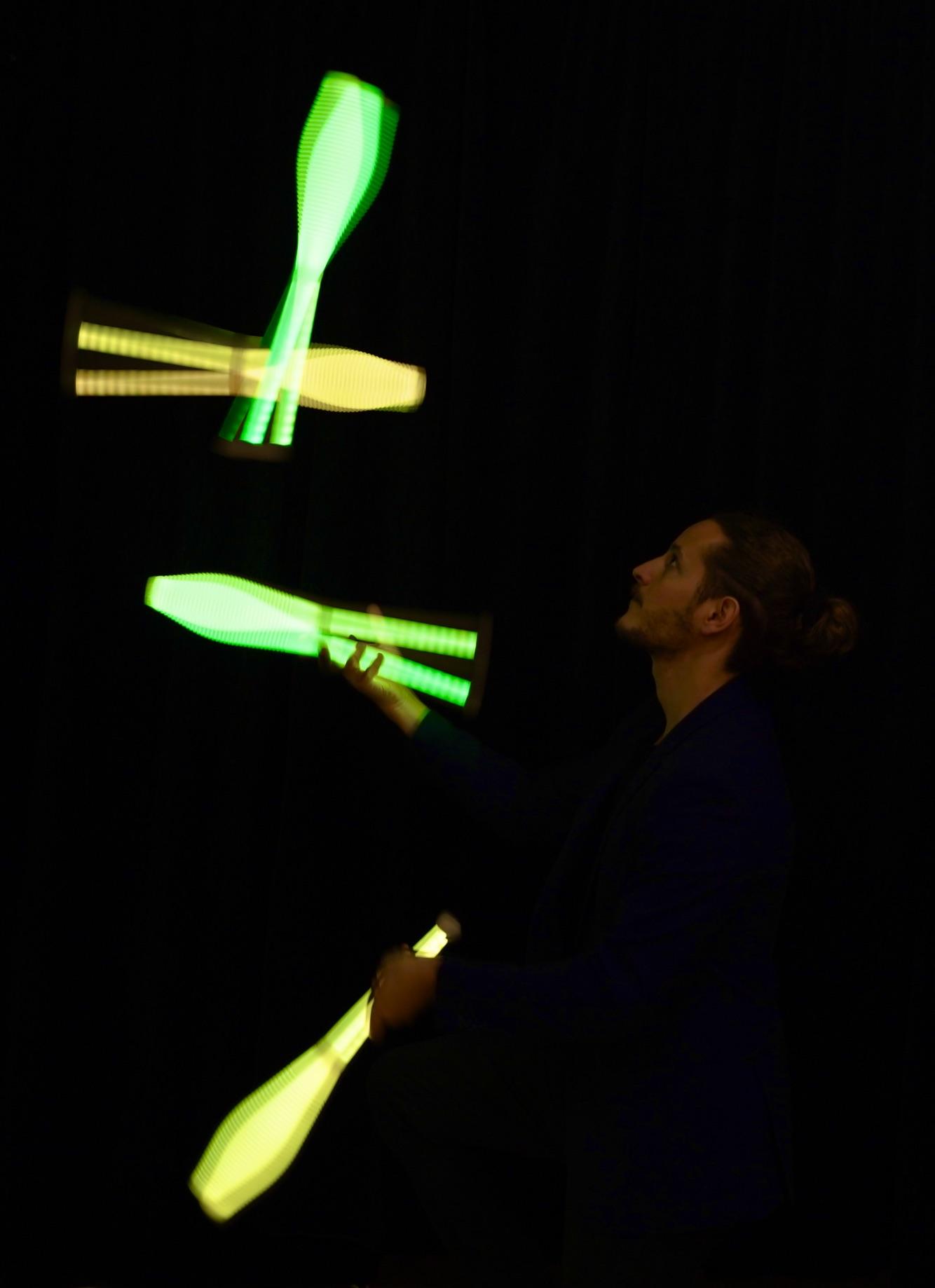Massues LED