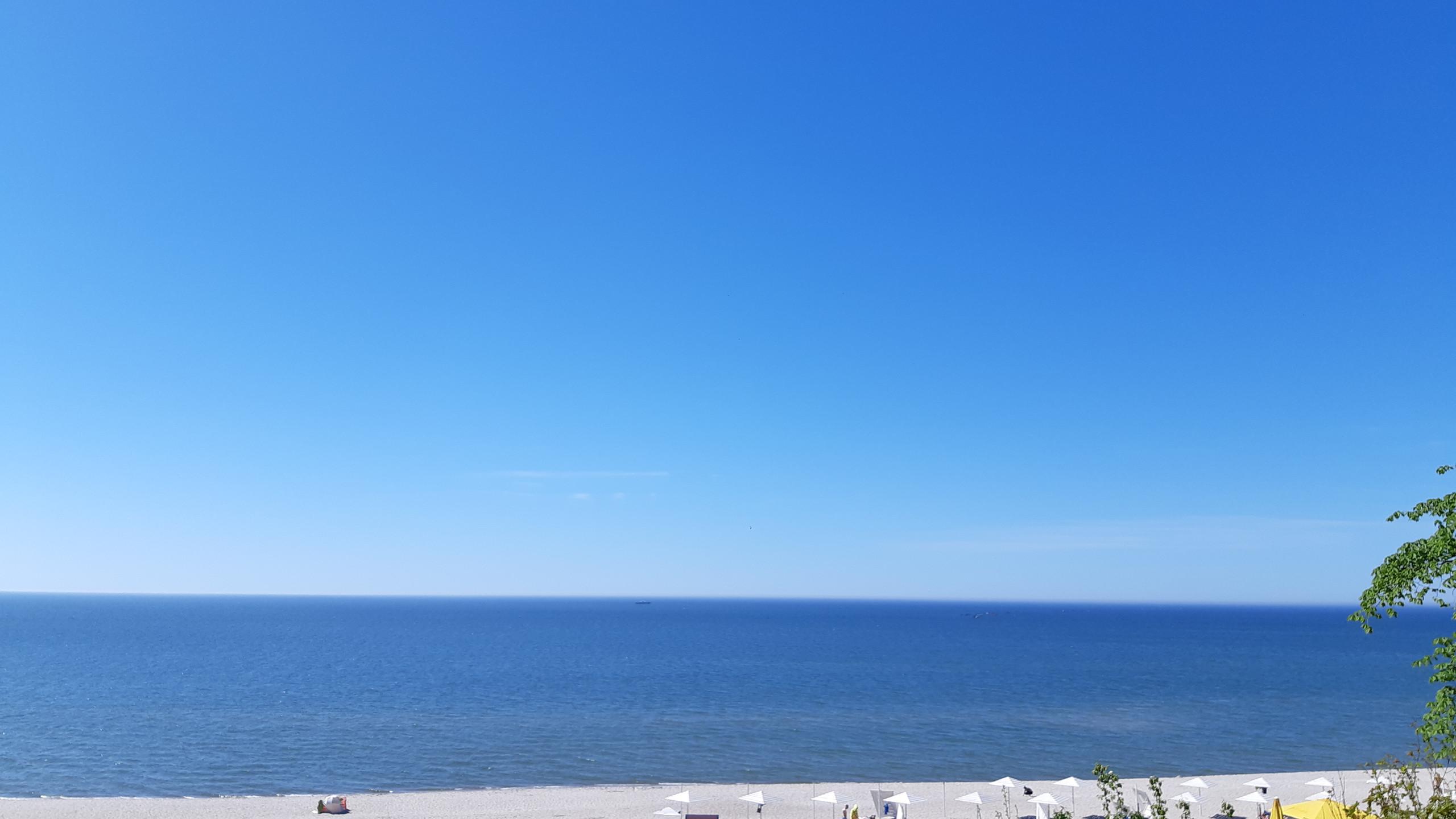 янтарный пляж