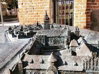 Путешествие в средневековый замок Мальборк (Польша)