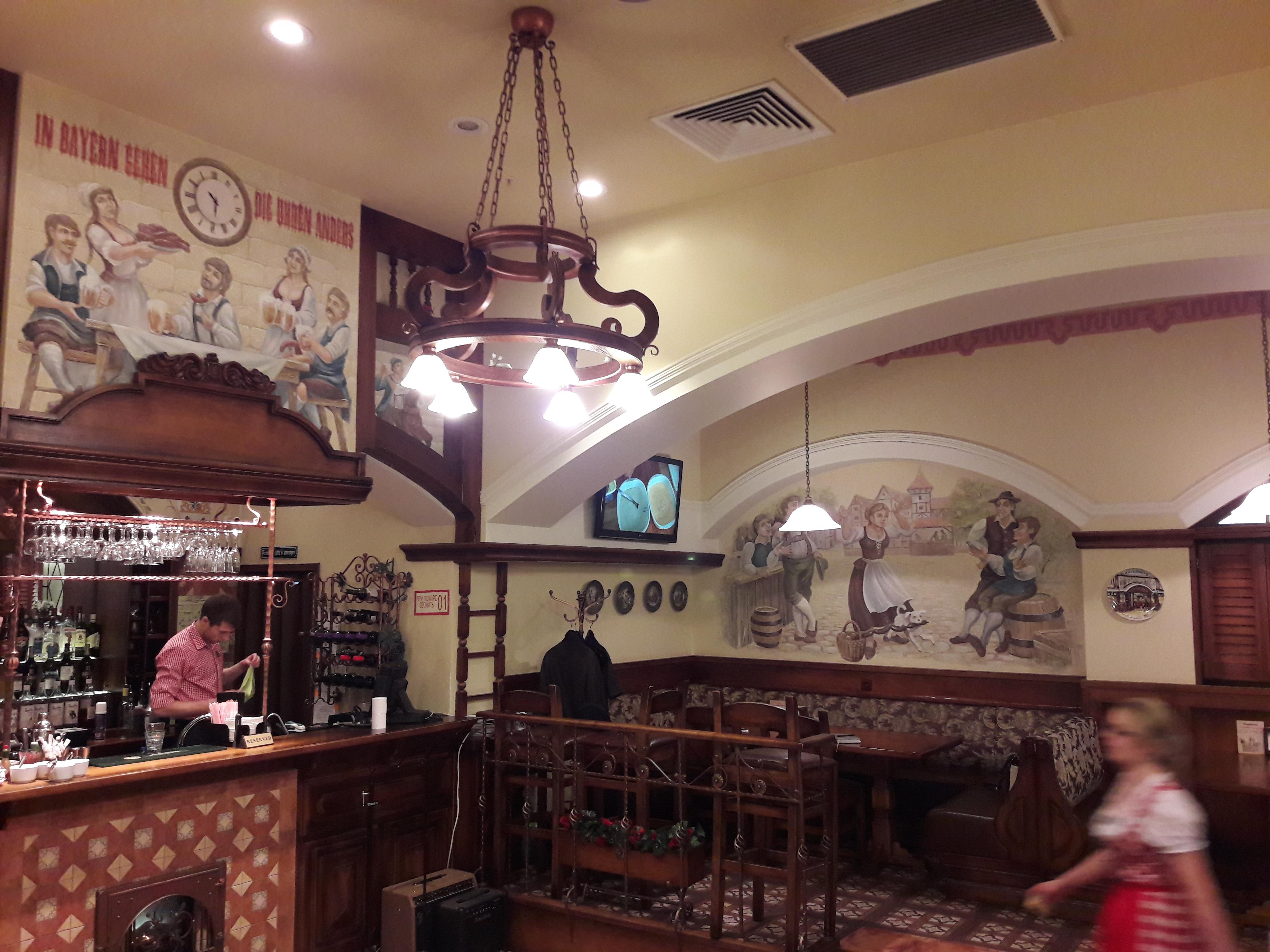 Ресторан Kaiser Wurst | Калининград