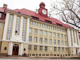 Одно из зданий Калининградского университета БФУ им.Канта признано красивейшим в России, после Моско