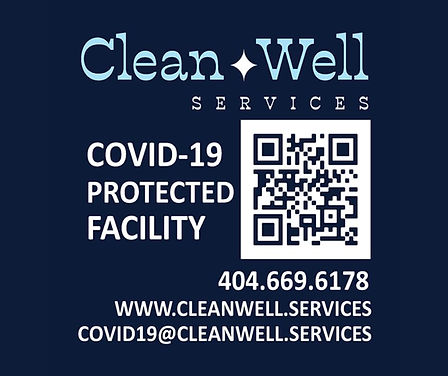 Cleanwell-Services COVID-19 Protected Fa