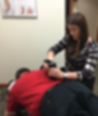 vibracussor dynamic spine health back pain ohio powell ohio chiropractic treatment for back pain