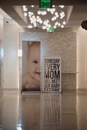 Walcott Creative - Birth Photography - At Florida Hospital for Women and Babies