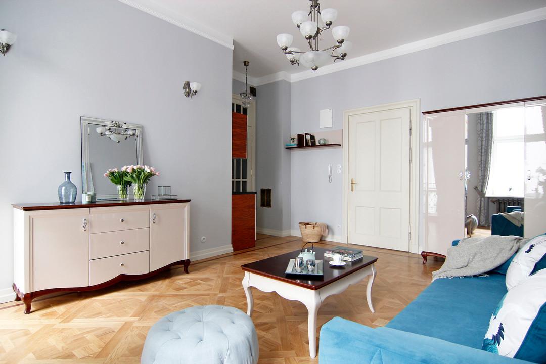 HOME STAGING - mieszkanie 36m2