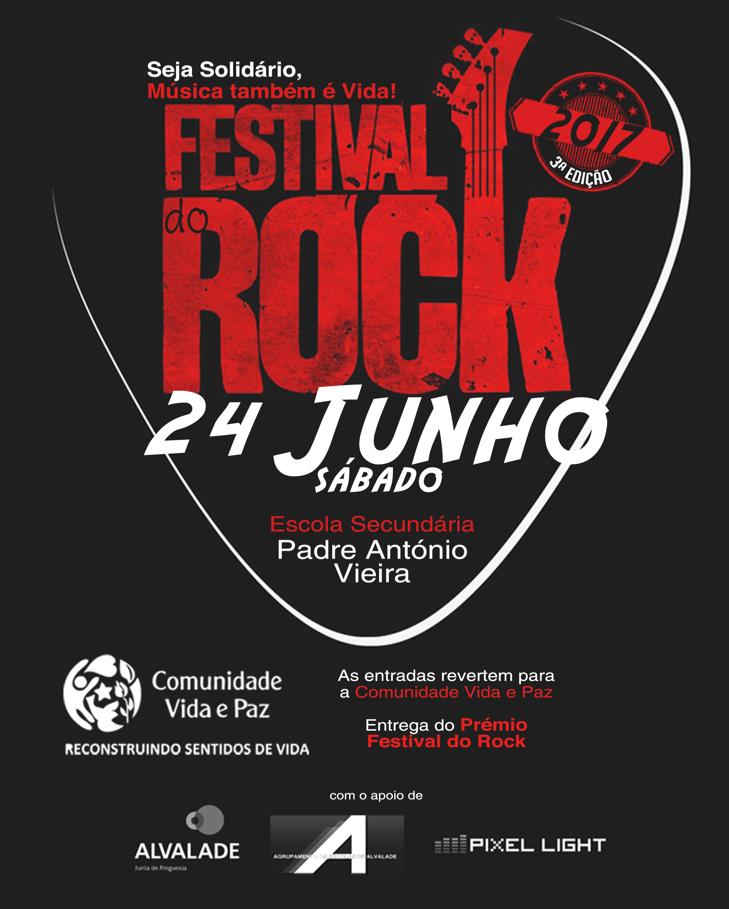 FESTIVAL DO ROCK 2017