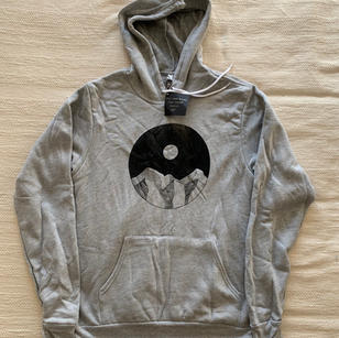 Full Moon Rising Unisex Supersoft Hoodie
