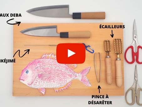 Les outils indispensables pour le poisson