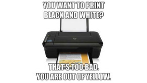A Cheaper Alternative To Inkjet Printers: A Usage Only Deal On Laser Printers