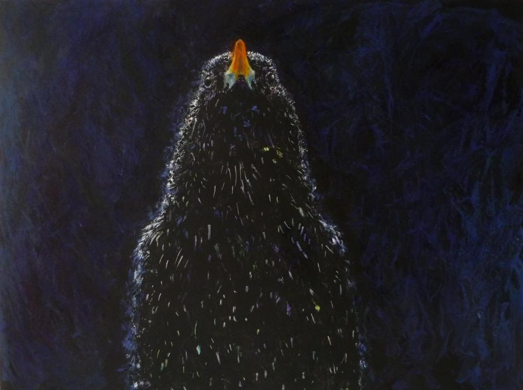 Dark starling