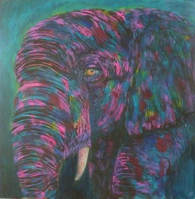 Unexpected elephant