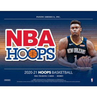 2020-21 Panini Hoops Basketball 2 Box Break #1-PYT