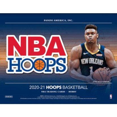 2020-21 Panini Hoops Basketball 1 Box Break #2-PYT