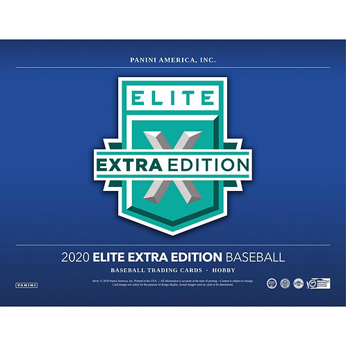 2020 Panini Elite Extra Edition Baseball 5 Box Break #3-PYT