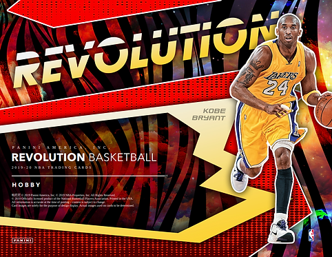 2019-20 Panini Revolution Basketball 1 Box Break #1-PYT