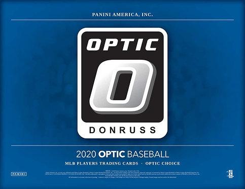 2020 Panini Donruss Optic Choice Baseball 1 Box Break #1-PYT