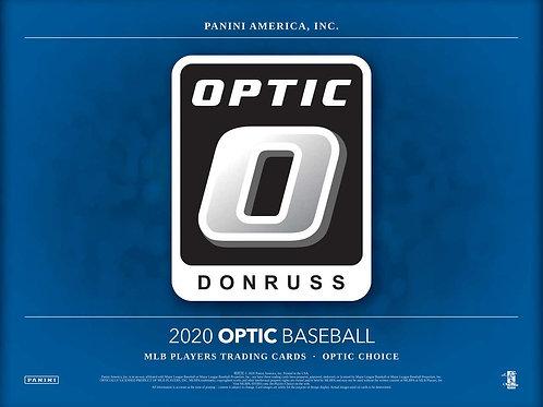 2020 Panini Donruss Optic Choice 1 Box Break #1-PYT