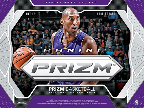 2019/20 Panini Prizm Basketball 20 Blaster Box Case Break #1-PYT