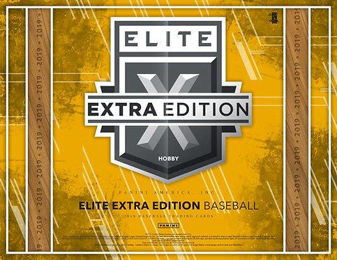 2019 Panini Elite Extra Edition Baseball 1 Box Break #2-Pick Your Pack