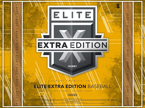 2019 Panini Elite Extra Edition Baseball 1 Box Break #4-RT