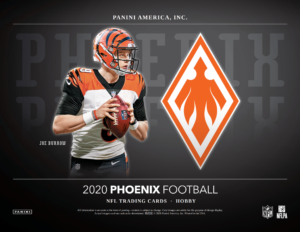 2020 Panini Phoenix Football 1 Box Break #2-PYT