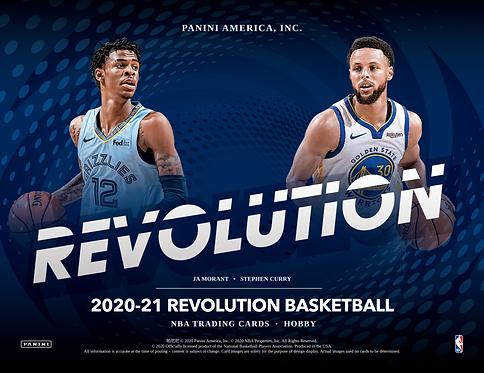 2020-21 Panini Revolution Basketball 1 Box Break #1-PYT
