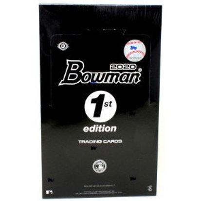 2020 Bowman 1st Edition 1 Box Break #5-PYT