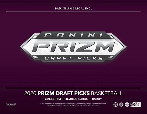 2020-21 Panini Prizm Draft Basketball 1 Box Break #3-PYT