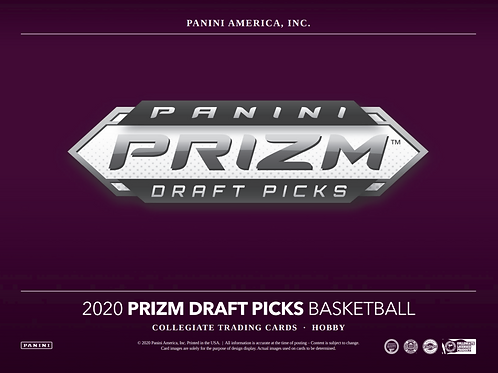 2020-21 Panini Prizm Draft Basketball 1 Box Break #2-PYT